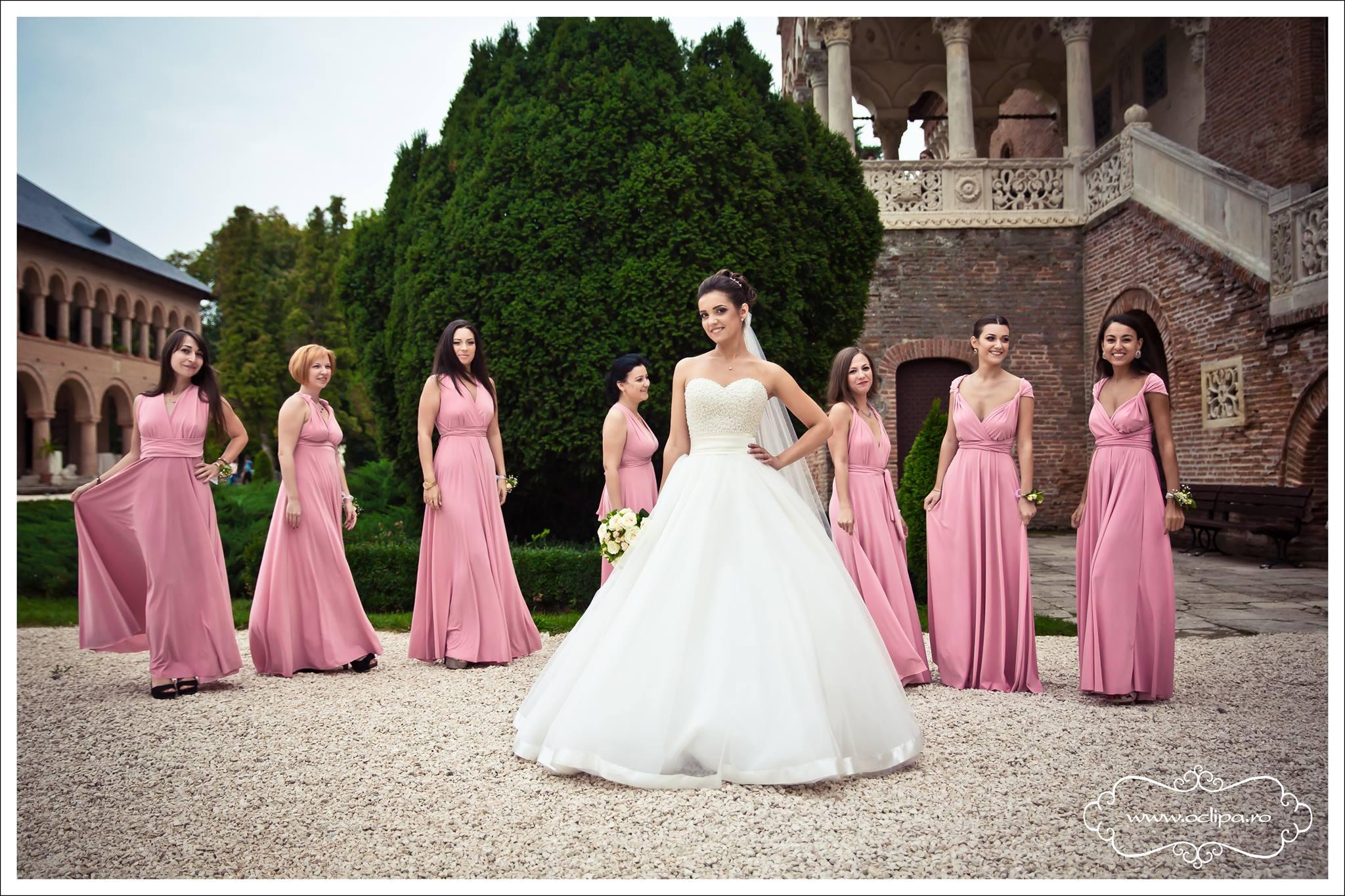 Patru obiceiuri de nunta de care nu stiai