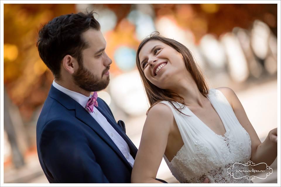 Nunta trebuie sa fie un moment special si pentru El, nu doar pentru Ea